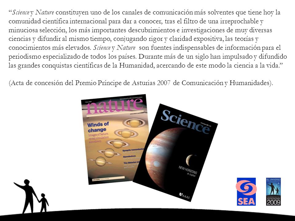 Criterio de selección: artículos publicados en esas dos revistas en los últimos 30 años, con primer autor español, en el área de Astronomía, y, en principio, desde centros de investigación españoles.