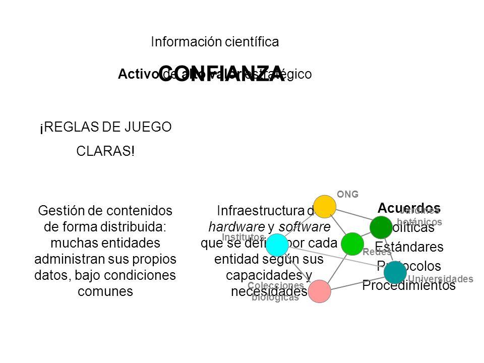 ¡REGLAS DE JUEGO CLARAS.