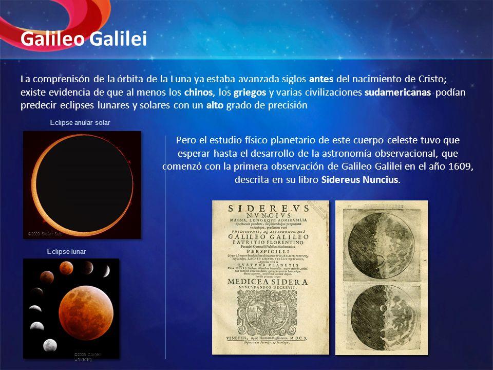 La comprenisón de la órbita de la Luna ya estaba avanzada siglos antes del nacimiento de Cristo; existe evidencia de que al menos los chinos, los grie