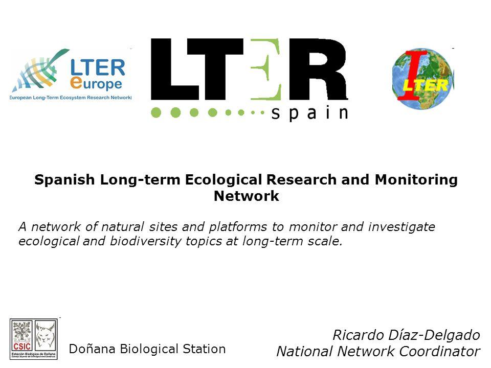 LTER-España aceptada en ILTER (Eslovaquia 08)