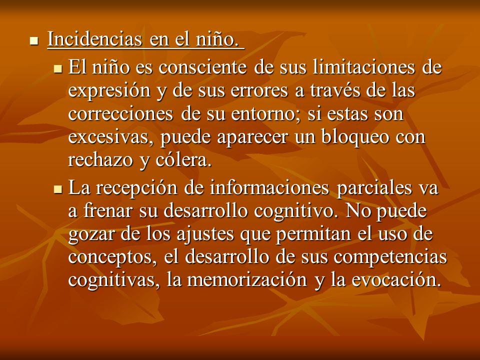 Soluciones e intervención.