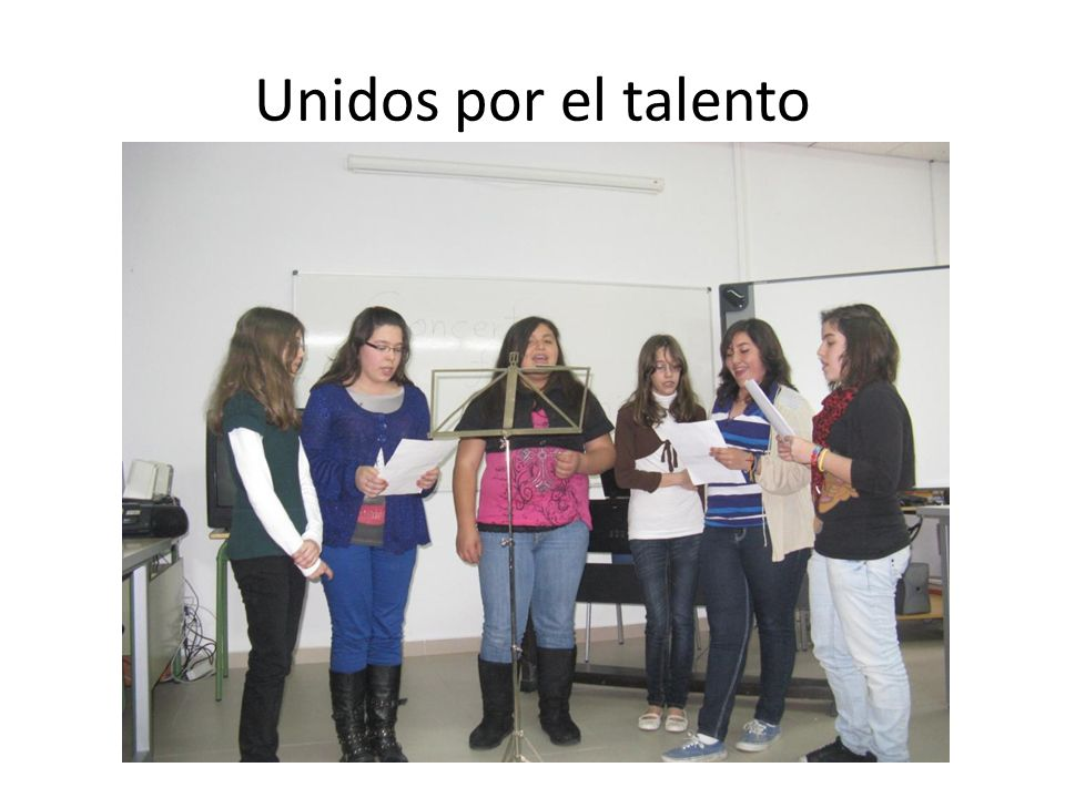 Unidos por el talento