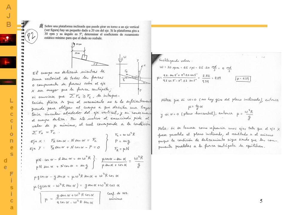 6 PROBLEMA 3 Una fuerza variable viene dada por la expresión (F en newton, t en segundos) Esta fuerza actúa sobre un cuerpo de 2 kg inicialmente en reposo a partir de t = 0.