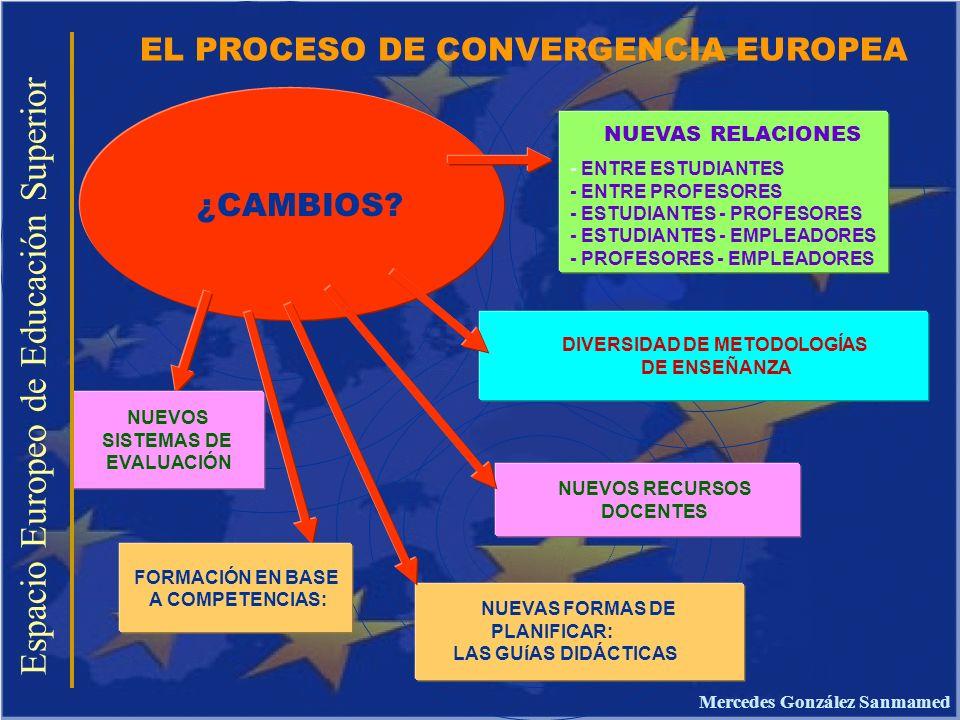 Espacio Europeo de Educación Superior LA GUÍA DOCENTE DE LA MATERIA COMPETENCIAS INTERPERSONALES CAPACIDAD DE EXPRESAR LOS PROPIOS SENTIMIENTOS, HABILIDADES CRITICAS Y DE AUTOCRÍTICA DESTREZAS SOCIALES RELATIVAS A HABILIDADES INTERPERSONALES QUE FACILITAN LA INTERACCIÓN SOCIAL Y LA COOPERACIÓN COMPETENCIAS INTERPERSONALES CAPACIDAD DE EXPRESAR LOS PROPIOS SENTIMIENTOS, HABILIDADES CRITICAS Y DE AUTOCRÍTICA DESTREZAS SOCIALES RELATIVAS A HABILIDADES INTERPERSONALES QUE FACILITAN LA INTERACCIÓN SOCIAL Y LA COOPERACIÓN COMPETENCIAS TRANSVERSALES Mercedes González Sanmamed