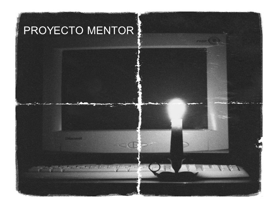 PROYECTO MENTOR