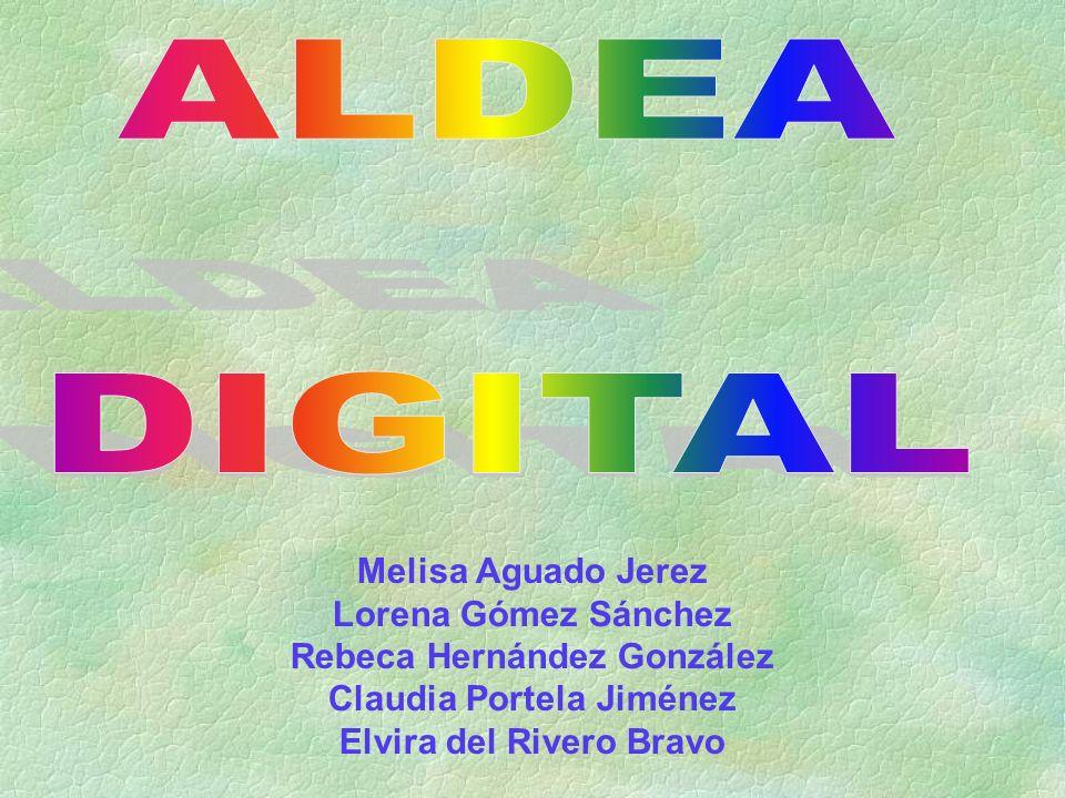 §INTRODUCCIÓN §El programa Aldea Digital apareció como una institución para introducir las nuevas tecnologías en la escuela rural.