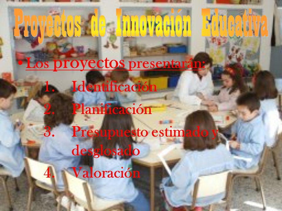 PROYECTO AMERA Proyectos de Formación en Centros –Temas prioritarios de actuación son: Tecnologías de la Información La Comunicación.