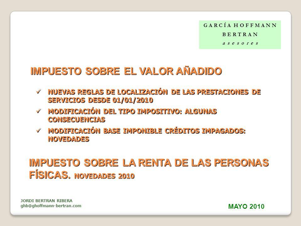 1) CONCESIÓN DE RAPPELS.