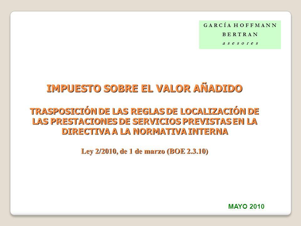 2 ÍNDICE I) Normativa comunitaria de aplicación.