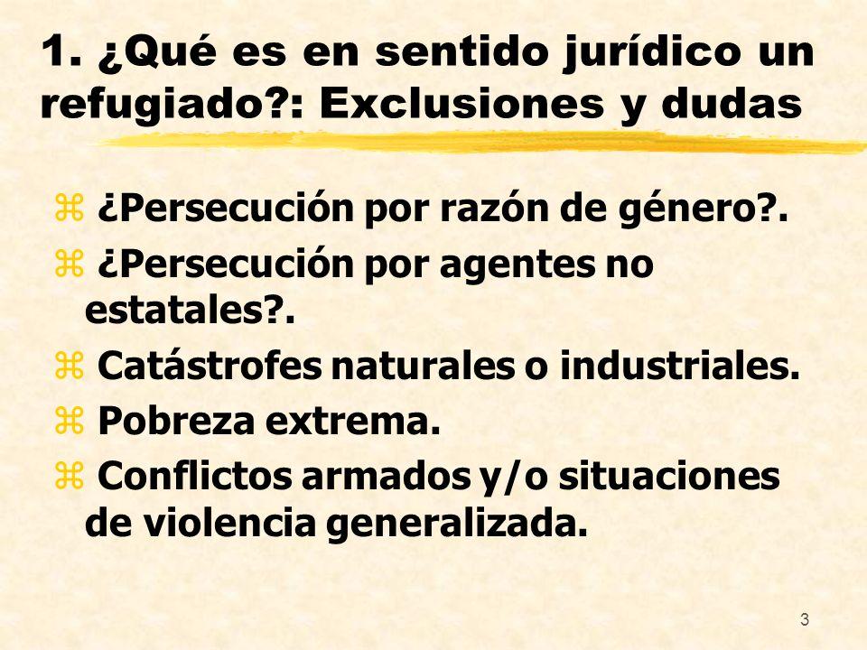 4 II.Las figuras subsidiarias de protección. zArt.