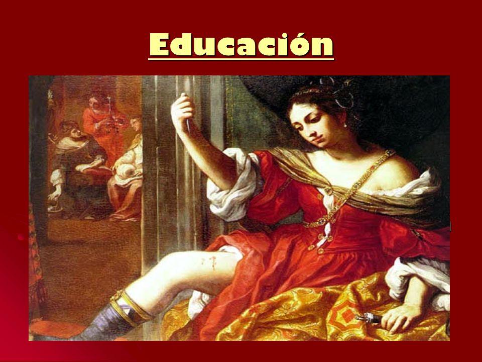 Educación No fue muy avanzada No fue muy avanzada New Haven (1684) New Haven (1684) Libertad de divorcio Libertad de divorcio Afluencia de riqueza Afl