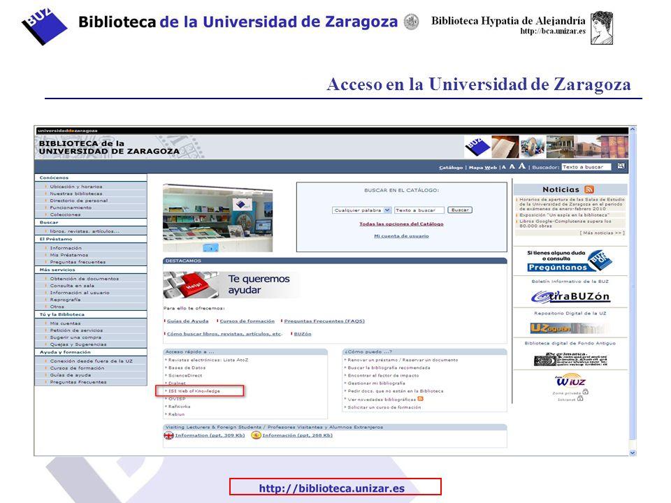 Pantalla de inicio: All Databases - Search