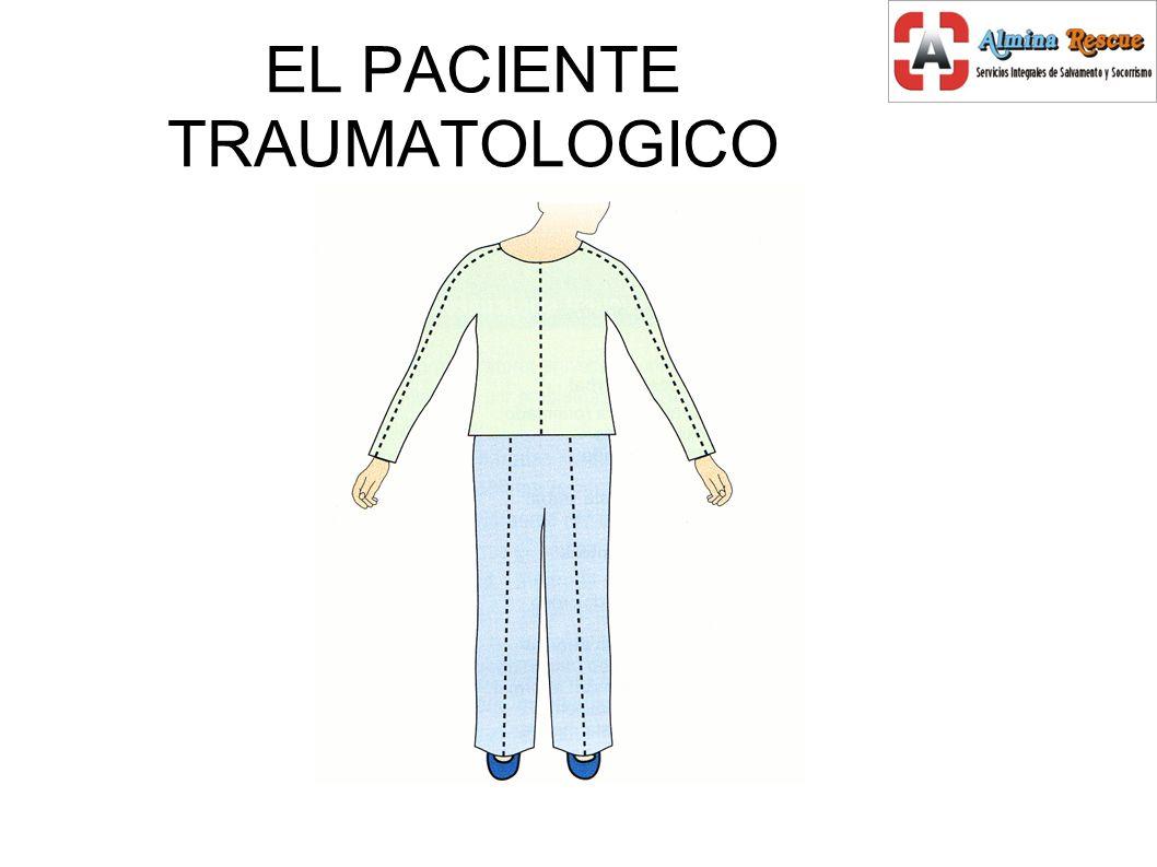 EL PACIENTE TRAUMATOLOGICO