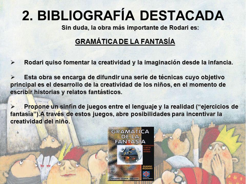 2.BIBLIOGRAFÍA DESTACADA.