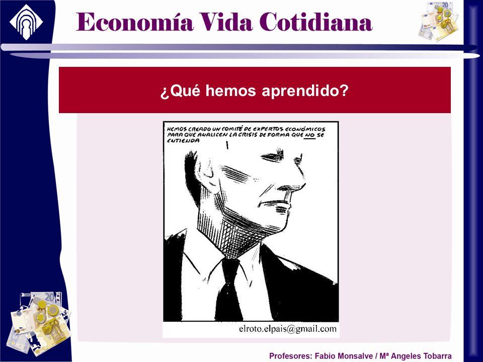Algunos conceptos Economía La asignación de recursos escasos.