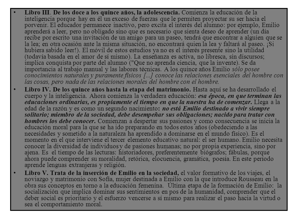 ROUSSEAU Y LA EDUCACIÓN Uno de los hallazgos de Rousseau es el descubrimiento que hace de la figura del niño: ser substancialmente distinto del adulto y sujeto a sus propias leyes de la evolución.