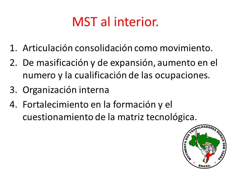 MST al interior.1.Articulación consolidación como movimiento.