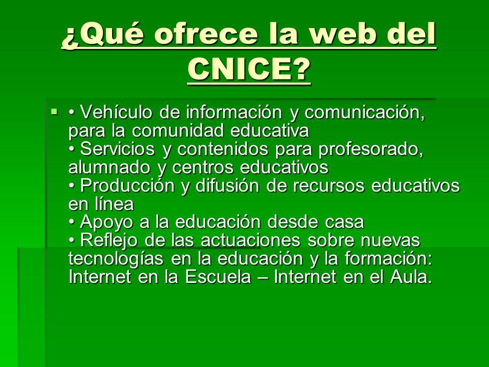 Objetivos Desarrollo del portal educativo y cultural del Ministerio de Educación Desarrollo de la Educación a distancia a través de las TIC. Producció