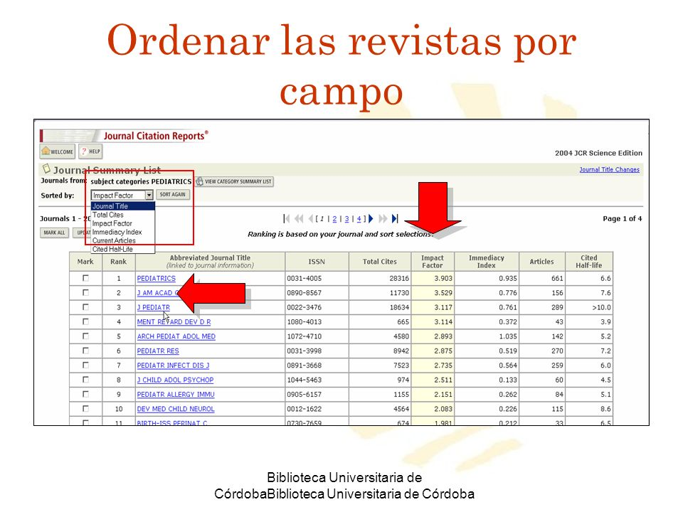 Biblioteca Universitaria de CórdobaBiblioteca Universitaria de Córdoba Salvar resultados