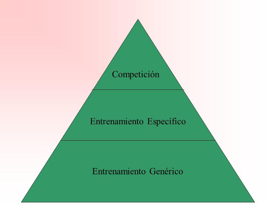 -El conjunto de las 4 etapas MACROCICLO -Cada etapa MESOCICLO Constituido por varios MICROCICLOS (semanas) Constituido por UNIDADES DE ENTRENAMIENTO (