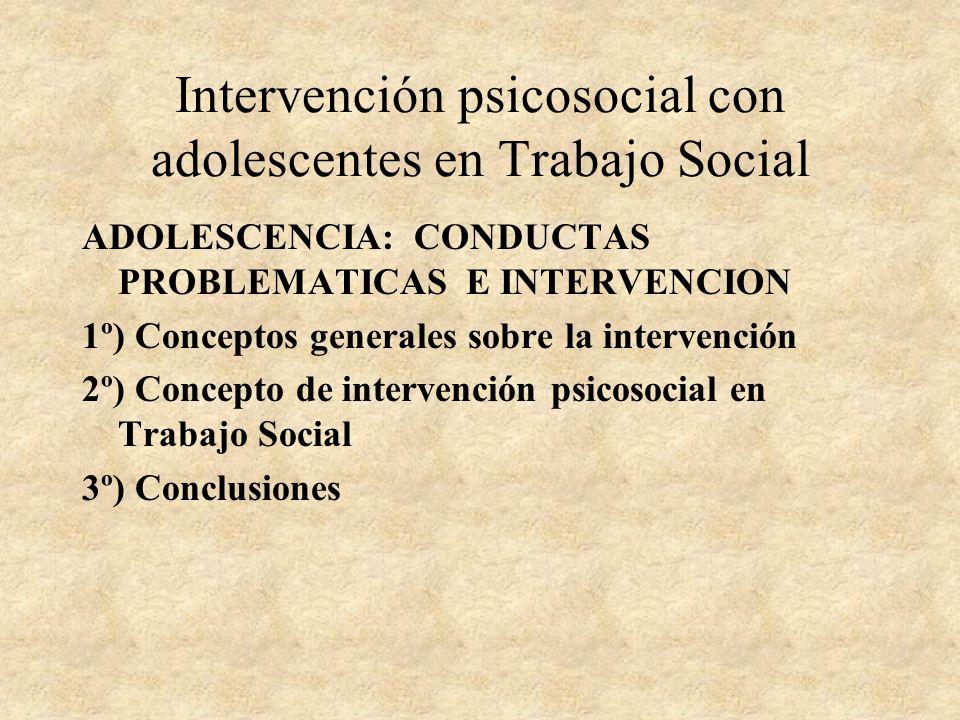 Bibliografía: Ituarte Tellaeche, A.(1992) Procedimiento y proceso en Trabajo Social. Colección Trabajo Social. Serie documentos. Madrid Campanini, A.