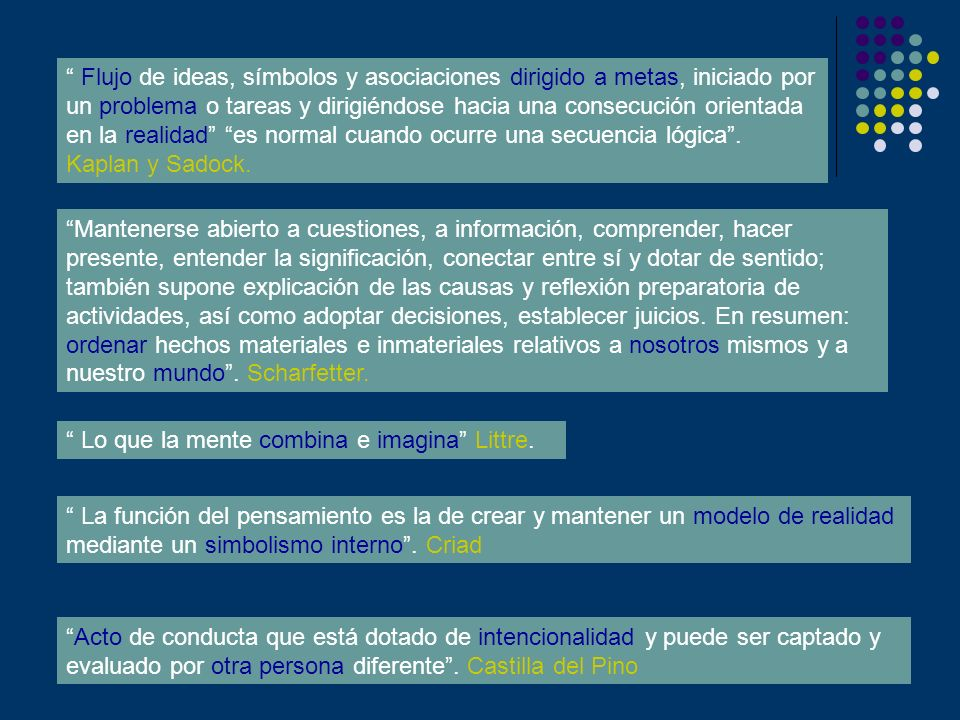 ACTO DE HABLA VACIO Berrios y Fuentenebro: Locus cerebral perturbado emite unas señales neurobiológicas que penetran en la conciencia.