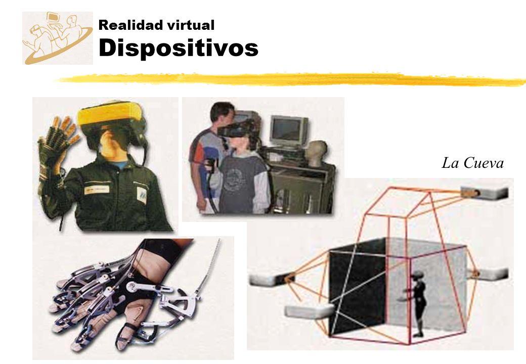 Realidad virtual Dispositivos La Cueva
