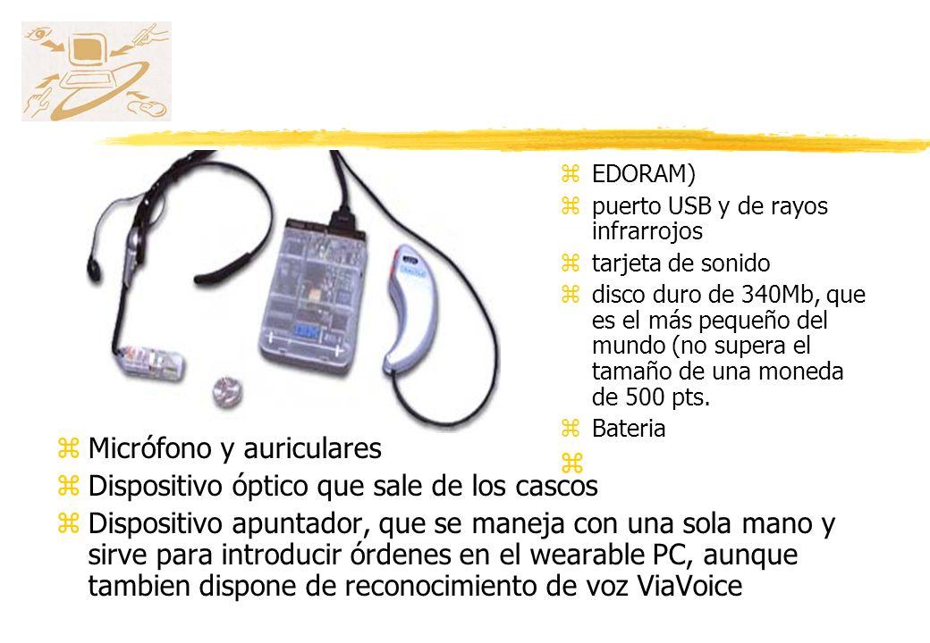 Ordenador corporales zLa empresa MicroOptical ha desarrollado un prototipo de un revolucionario sistema de visión, que se integra en unas gafas similares a las que usa cualquier persona.