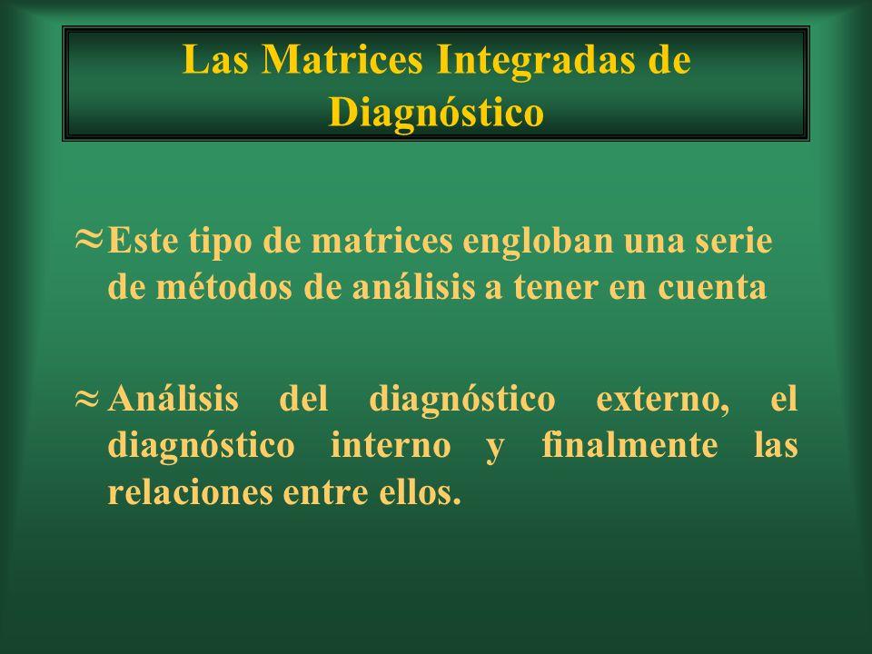 Método MI.C.: se basa en la evaluación de los cambios mediante la ocurrencia de un determinado fenómeno.