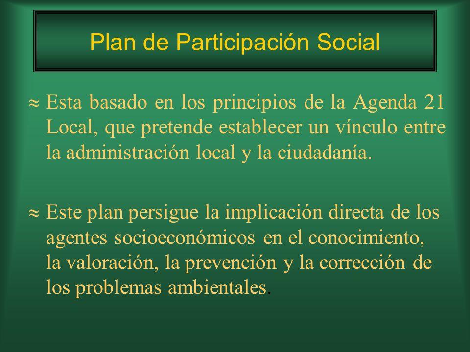 - Los procesos de participación ciudadana ayudan a solucionar múltiples problemas simultáneamente.