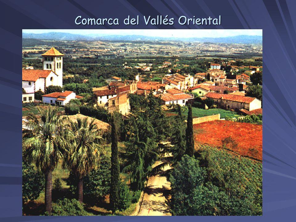 Comarca del Vallés Oriental