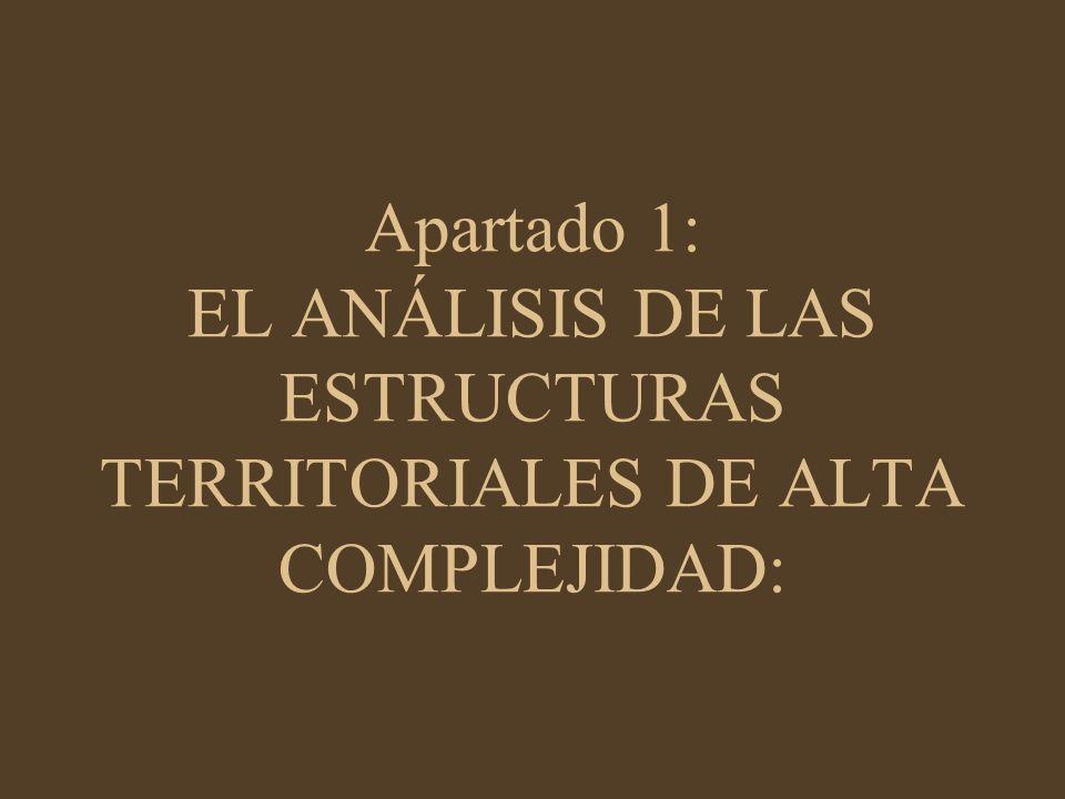 Avances y retrocesos en el reconocimiento del hecho metropolitano: En los inicios los planes eran solo para las metrópolis de Madrid, Bilbao, Valencia y Barcelona (años 1944, 1945, 1946 y 1956 respectivamente).