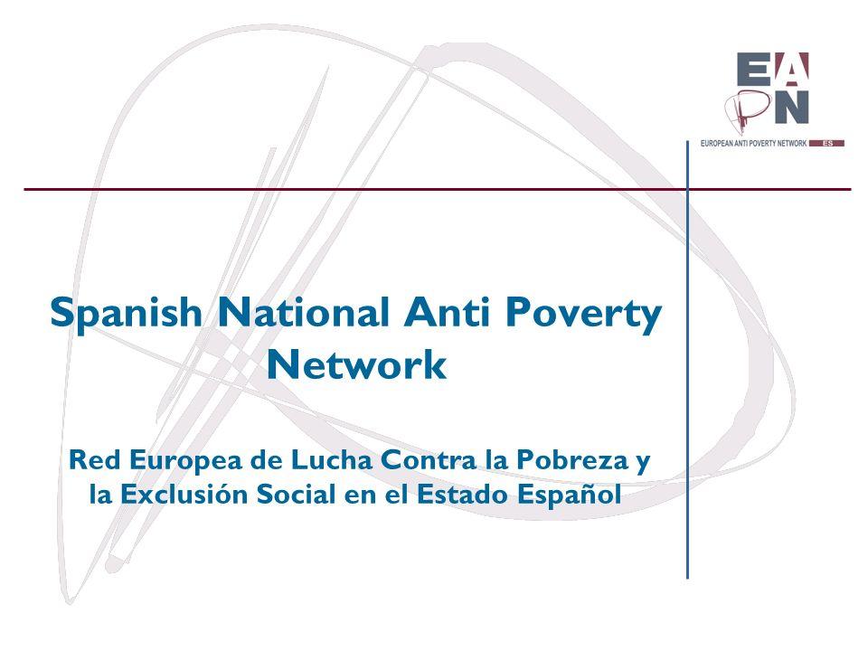 Overview What EAPN is.EAPN First Steps EAPN Europe EAPN Spain Objectives EAPN Spain.