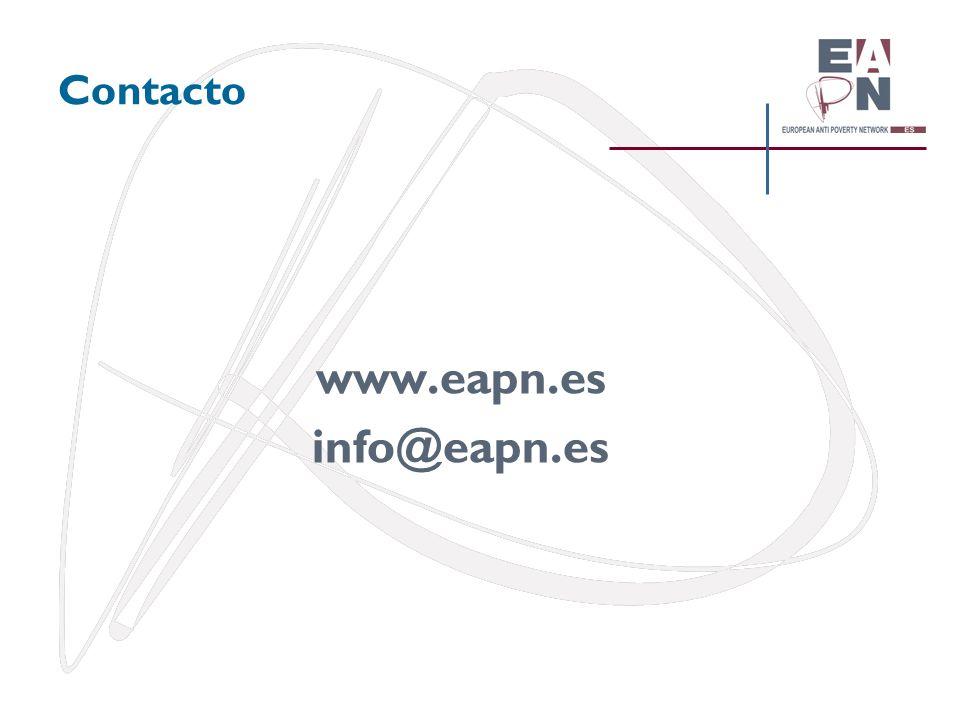 Contacto www.eapn.es info@eapn.es