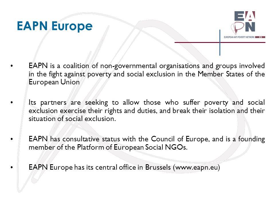 EAPN Spain enlargement.Why.