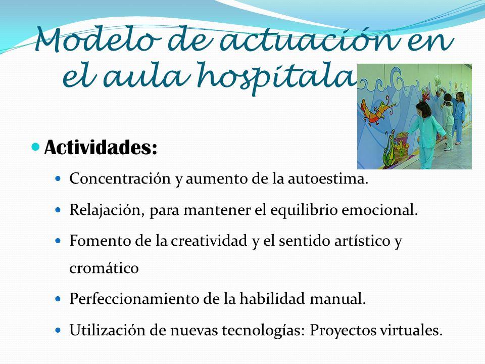 Problemática del niño hospitalizado: Variables influyentes: Edad del niño hospitalizado.