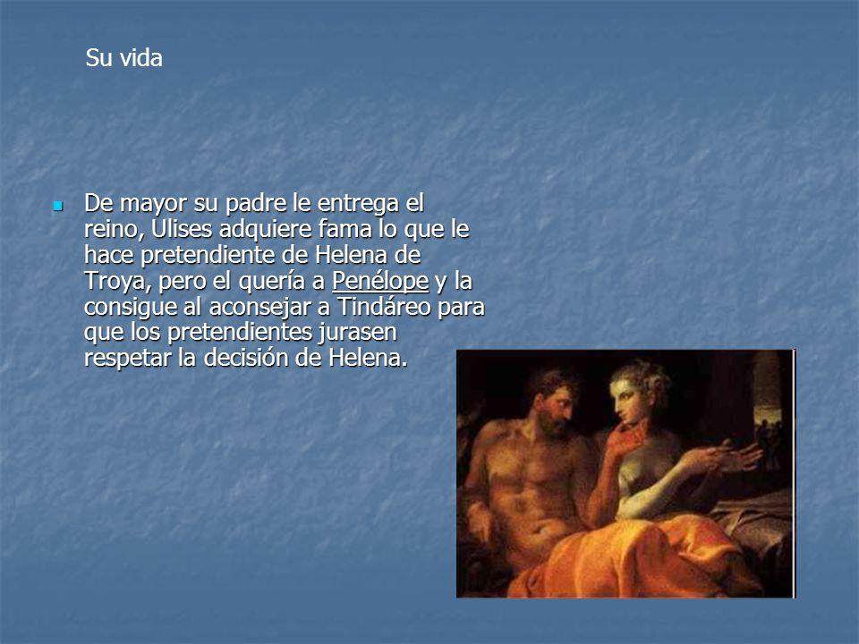 Polifemo Polifemo En Sicilia, abordó el país de los Cíclopes.