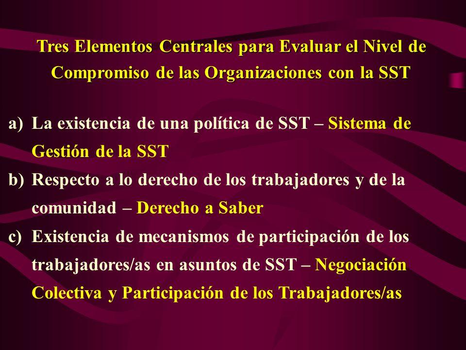 La Explosión de la Planta BASF en Brasil en febrero 2000 29 trabajadores lesionados y 1 muerto Paralización de la Planta cerca de dos años Prejuicio económica de cerca de EURO 30 millones Puesta a proba de toda la política mundial de SST de la compañía Non cumplimiento de la ley nacional, ni tampoco de los principios contenidos en el Código de Conducta, Valores y Principios (BASF 2010), los Convenios de la OIT y las Directrices de la OCDE Amplio proceso de investigación ha producido los enseñamientos que siguen