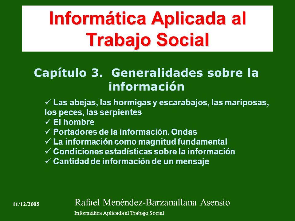 Informática Aplicada al Trabajo Social Capítulo 3.
