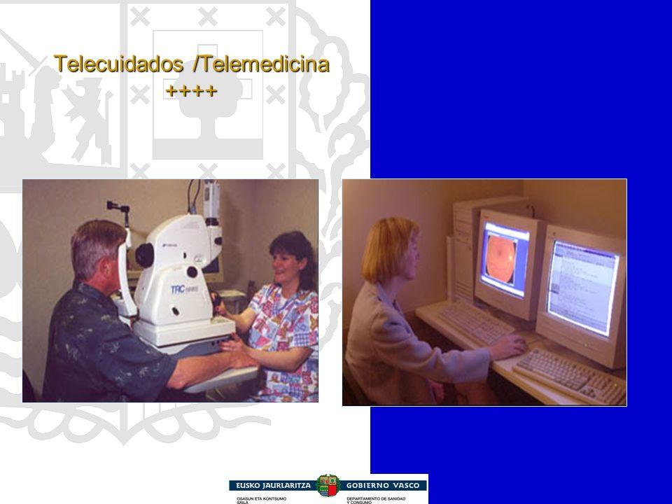 Diabetic retinopathy Telecuidados /Telemedicina ++++