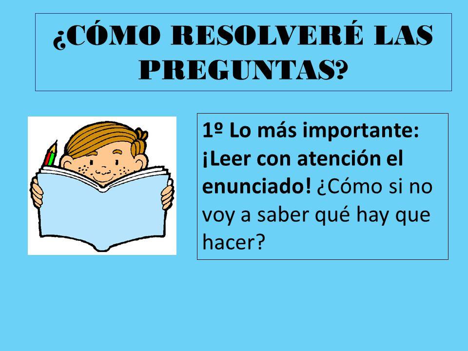 10º¡Y no olvides pedir ayuda cuando no entiendas algo o estés perdido!.