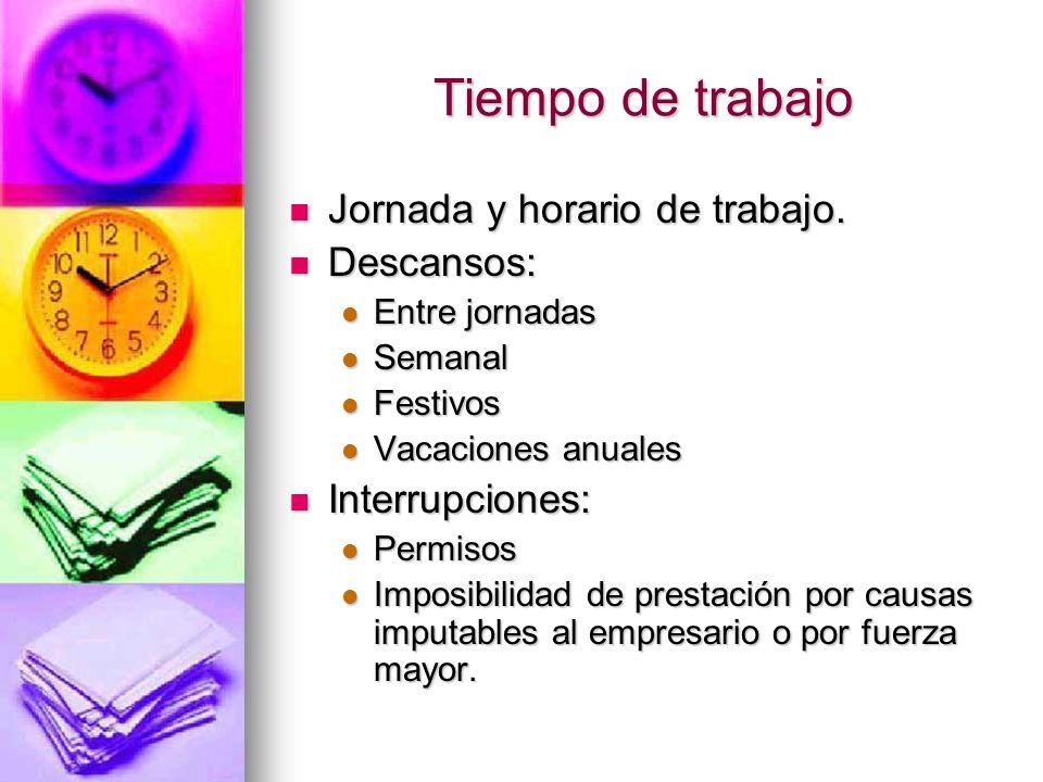Clasificación profesional Grupos y Categorías (el encuadramiento profesional del trabajador).