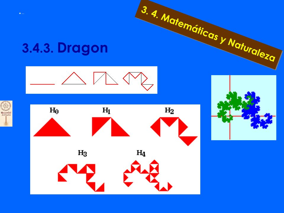 3. 4. Matemáticas y Naturaleza a... 3.4.2.Exágono de Sierpinski