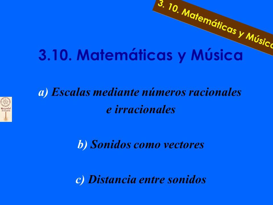 3. 9. Matemáticas: Literatura 3.9. Matemáticas y Literatura Borges amaba la mística y la poesía.