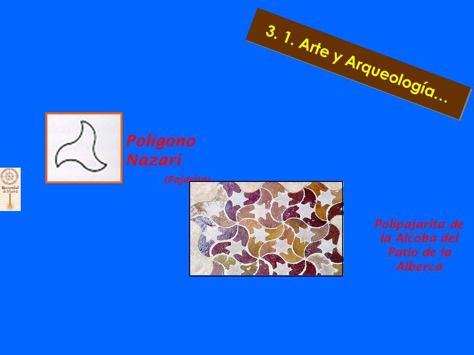 Polígono Nazari (Hueso) Polihueso del Palacio de Comares 3. 1. Arte y Arqueología…