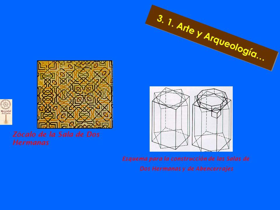 Polígono Nazari (Pétalo) Polipétalo de los Baños del Palacio de Comares 3. 1. Arte y Arqueología…
