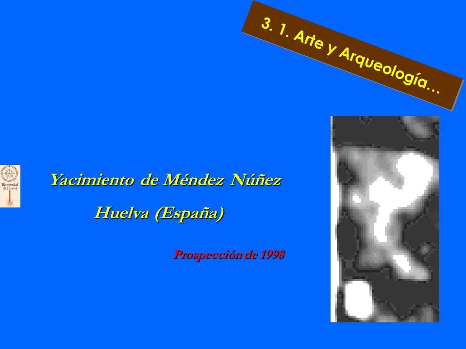 Descuibrimientos e inventos en la Ciencia y Técnica Descuibrimientos e inventos en la Ciencia y Técnica Geofísica aplicada a la Arqueología 3.