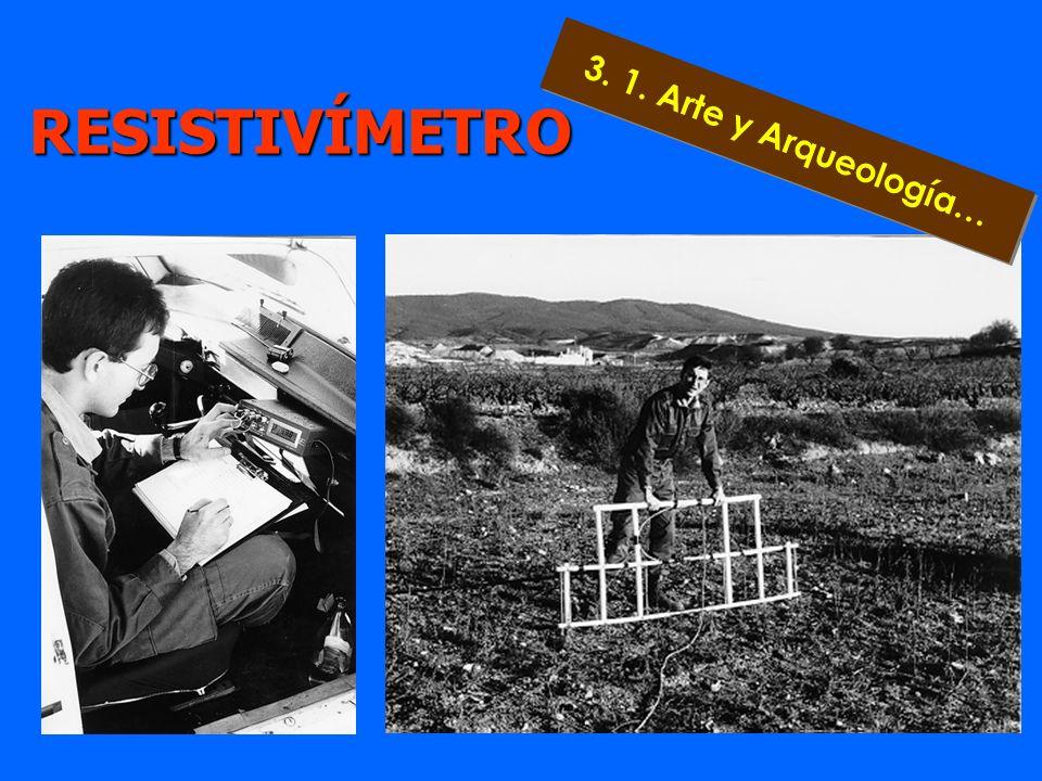 MAGNETÓMETRO DE PROTONES 3. 1. Arte y Arqueología…