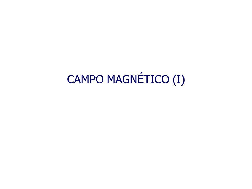 CAMPO MAGNÉTICO (I)