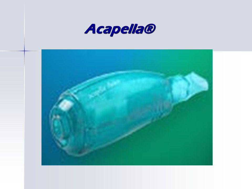 Acapella® Acapella®